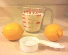 Recipe for sugaring