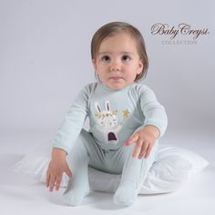 Conjunto para niñas Baby Creysi Collection