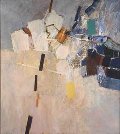 Keith Vaughan High Easter 1967 Oil on canvas Artist Painting, Painting & Drawing, Manchester Art, Glasgow School Of Art, Social Art, Easter Art, Colorful Paintings, Abstract Art, Abstract Paintings