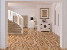 Royal Wood Shiny Glazed Porcelain Floor Tile - 600 x Porcelain Floor, Living Room Flooring, Tiling, Tile Floor, Patio, Wood, Design, Woodwind Instrument, Timber Wood