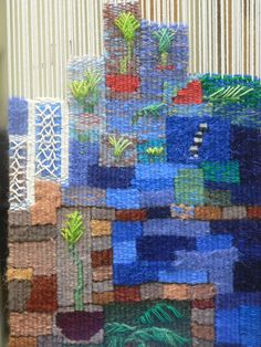 Frances Crowe's Artist Page « American Tapestry Alliance