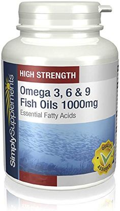 The Product SimplySupplements High Strength Omega 3.6.9 1000mg|240 Capsules in total  Can Be Found At - https://vitamins-minerals-supplements.co.uk/product/simplysupplements-high-strength-omega-3-6-9-1000mg240-capsules-in-total/