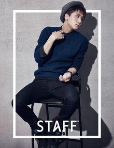 VIXX Ravi / Wonshik - Staff