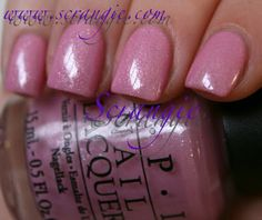 Pedal Faster Suzi! OPI Holland Collection for Spring/Summer 2012 {scrangie}