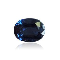 2.71 ct, Sapphire, Oval, Blue VVS Type II Heated stone with IGR certificate. We supply loose gemstones to top retailers around and outside United Kingdom.