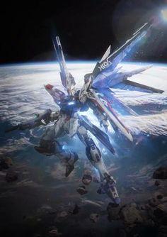 Arte Gundam, Gundam 00, Gundam Wing, Mecha Anime, Mecha Suit, Gundam Wallpapers, Fighting Robots, Gundam Mobile Suit, Unicorn Gundam
