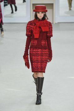Chanel Automne/Hiver 2016, Womenswear - Défilés (#25015)