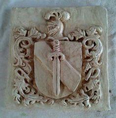 Escudo heraldico del apellido guerrero