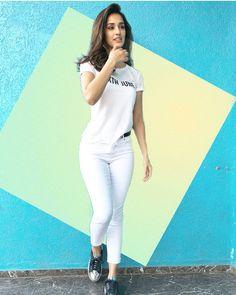 Disha Patani is Indian Bollywood actress and model. Disha works in Hindi and Telugu movies. Disha patani born in bareilly 13 June, Wallpapers, Photos. Indian Bollywood Actress, Bollywood Girls, Beautiful Bollywood Actress, Bollywood Celebrities, Beautiful Indian Actress, Bollywood Fashion, Beautiful Actresses, Bollywood Style, Hot Actresses