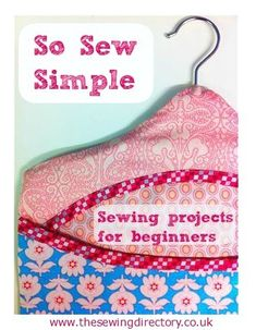 Sewing For Beginners Projects So Sew Simple - Free sewing projects for beginners - Sewing Basics, Sewing Hacks, Sewing Tutorials, Sewing Crafts, Sewing Patterns, Sewing Ideas, Sewing Tips, Clothespin Bag, Peg Bag