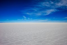 Like a Perfect Ocean - Salar de uyuni - Bolivia / Apr.s