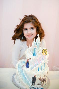 tween-party-frozen-theme-cake.jpg (590×885)