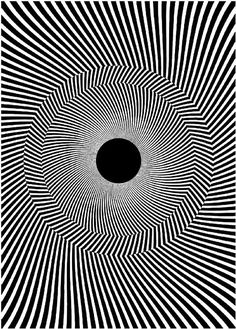Kinetic Illusions in Op Art pinned with #Bazaart - www.bazaart.me