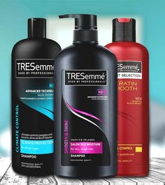 Similarly, you cannot use the same shampoo for all hair problems. Luckily for you, TRESemme has come up with a wide range of shampoos to help you fight multiple hair problems. Tresemme Shampoo, Clarifying Shampoo, Apple Cider Vinegar Shampoo, Hair Brush Set, Hair Growth Shampoo, Dry Scalp, Prevent Hair Loss, Shampoo And Conditioner, Keratin