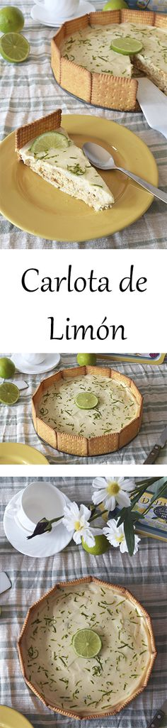 UN POSTRE FRÍO SÚPER FÁCIL DE PREPARAR, MUY POPULAR EN MÉXICO, HECHO A BASE DE CAPAS DE GALLETAS MARÍAS INTERCALADAS CON CREMA DE LIMÓN. TAMBIÉN CONOCIDO COMO POSTRE O DULCE DE LIMÓN. Sweet Desserts, Sweet Recipes, Delicious Desserts, I Love Food, Good Food, Yummy Food, Mexican Food Recipes, Dessert Recipes, Un Cake