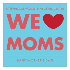 Happy mothers day to all the mommas!