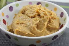 Only 3 Ingredients! peanut butter, caramel topping, and cream cheese from @whatchamakinnow