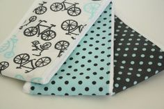 I would love the bike print so I can make a special blanket for the baby :) Kyle (daddy) would love it!