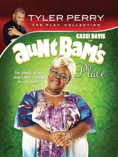 Tyler Perry's Aunt Bam's Place - Tyler Perry New Movies, Movies To Watch, Movies And Tv Shows, Comedy Movies, Madea Movies, Tyler Perry Movies, Jeffrey Lewis, Peliculas Audio Latino Online, Plus Tv