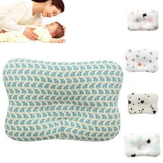 New Cotton Shaping Pillow Infant Stereotyped Pillow 3D printed Cute Practical Newborn Pillow Essential Supplies 2017 XV2 #Affiliate