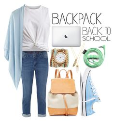 """""""New Backpack"""" by laurencia-813 on Polyvore"""