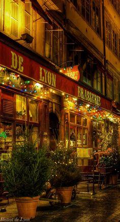 Leòn de Lyon Brasserie, Lyon, France    ᘡղbᘠ