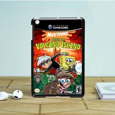 Nickelodeon Game Battle For Volcano Island iPad Mini 2 Case Dewantary