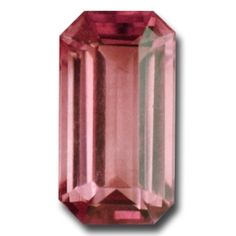 A gorgeous pink Tourmaline with a hint of orange in some lights. Very clean and beautiful. 2.46 carats
