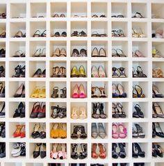 43 Organized Closet Ideas //