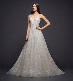 Lazaro Bridal Spring 2018 | Style 3814