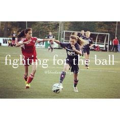 life of a soccer girl... what I do :)