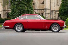 1962 Ferrari 250GTE Series II Coupe.