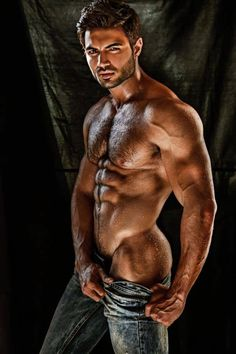 Just another gay guy with a thing for scruffy, furry, hairy, hunky men. I claim no ownership of any...