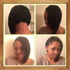 up for in Short Bob Braids Hairstyles a bob box braids with color . - - up for in Short Bob Braids Hairstyles a bob box braids with color . # short Braids with undercut Braids Bob Style, Short Bob Braids, Box Braids Bob, Pixie Braids, French Braid Hairstyles, Braided Hairstyles For Black Women, My Hairstyle, Box Braids Hairstyles, Hairstyles 2018