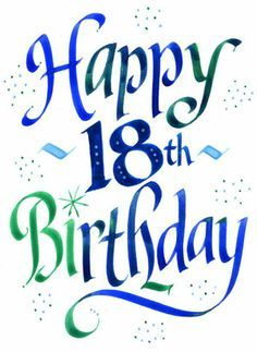 Happy 18th Birthday Images Quotes Funny Wishes
