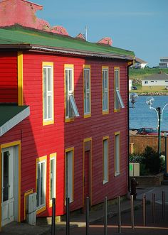 Saint Pierre and Miquelon, Canada