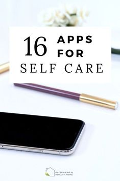 16 Apps for Self Care - Self care apps for all types of interests right on your . 16 Apps for Self Best Health Apps, Meditation Apps, Cold Home Remedies, Self Acceptance, Holistic Healing, Natural Healing, Pep Talks, Self Care Routine, Health And Wellbeing