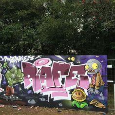#rafeone #zombielife #pmzboys #graffiti #style