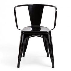 Tolix Black A97 Armchair, $285, ABC Home