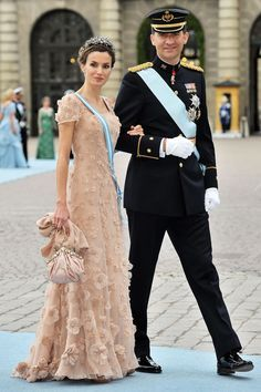 [Código: LETIZIA 0111] Su Majestad la Reina Doña Letizia