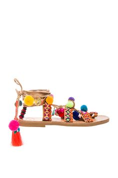 Penny Lane Leather Sandals