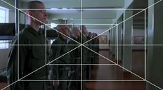 What is that, exactly?   The Visual Secret Behind Every Stanley Kubrick Movie