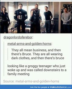 Oh Bruce