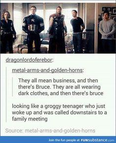 Oh Bruce