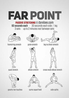 100 Workouts You Could Do At Home, NO Equipments Required Gym Workout Tips, Boxing Workout, At Home Workouts, Street Workout, Stretches For Flexibility, Flexibility Workout, Easy Stretches, Yoga Fitness, Workout Fitness