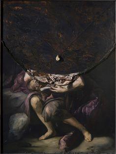 Мрачная живопись итальянского художника Николы Самори - 4