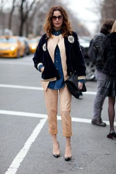 NYFW FALL 2013 STREET STYLE - Fashion Diva Design
