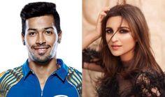 Parineeti Chopra denies rumours about dating the Indian cricketer Hardik Pandya, on the sidelines of Tourism Australia Event here in Mumbai.