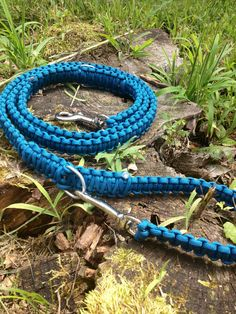 The 3 in 1 paracord dog leash is made out of 550 military weight grade paracord. This unique dog leash will set you apart from the others. This 3 in 1 paracord dog leash can be used in many ways or even more..