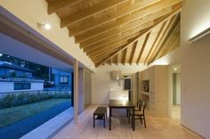 Doughnut House / Naoi Architecture & Design Officevia. archdaily Architects: Naoi Archi...